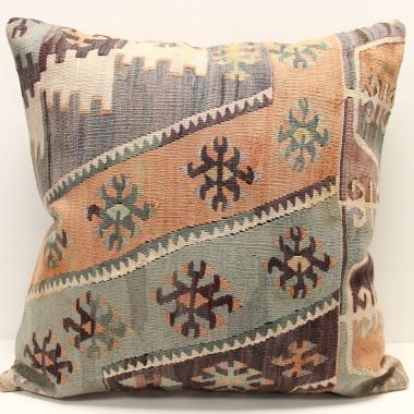 XL469 Turkish Kilim Cushion Cover