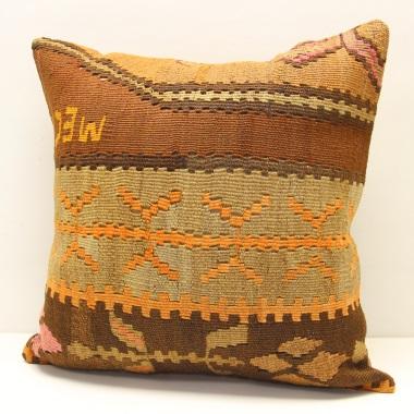 L631 Turkish Kilim cushion cover