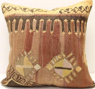 L662 Turkish Kilim Cushion Cover