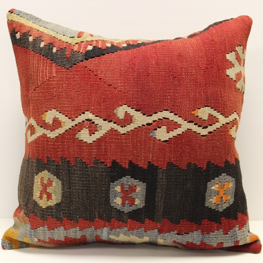 L675 Turkish Kilim Cushion Cover