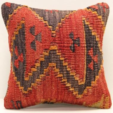 S471 Turkish Kilim Cushion Cover
