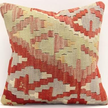 S472 Turkish Kilim Cushion Cover