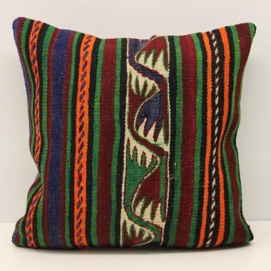 Turkish Kilim Cushion Cover M1166