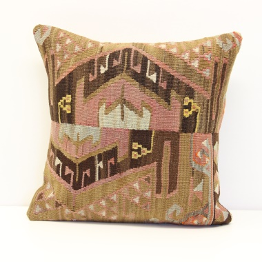 Turkish Kilim Cushion Cover M1499