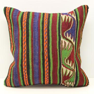 Turkish Kilim Cushion Cover M433