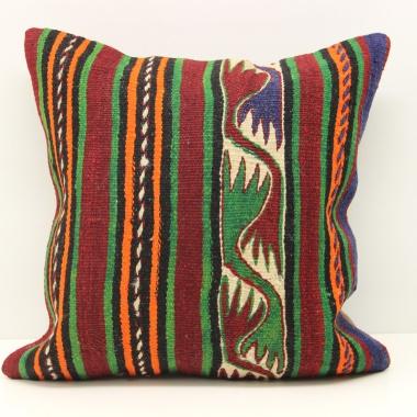 Turkish Kilim Cushion Cover M712
