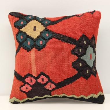 Turkish Kilim Cushion Cover S256