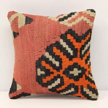 Turkish Kilim Cushion Cover S287
