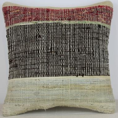 Turkish Kilim Cushion Cover S422