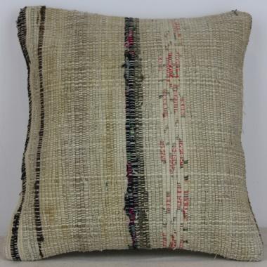 Turkish Kilim Cushion Cover S425