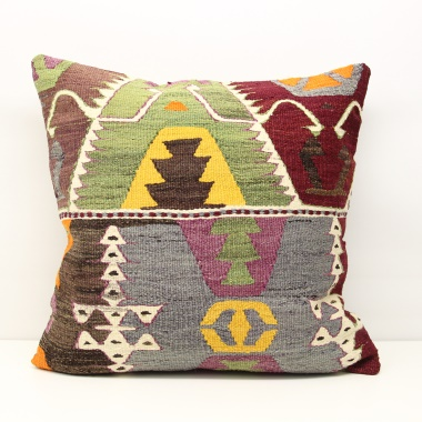 Turkish Kilim Cushion Cover XL262