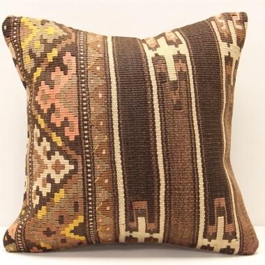 M802 Turkish Kilim Cushion Covers
