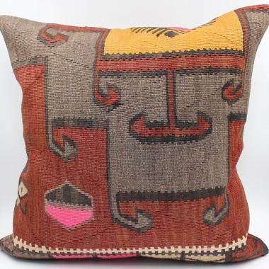 XL110 Turkish Kilim Cushion Pillow Cover