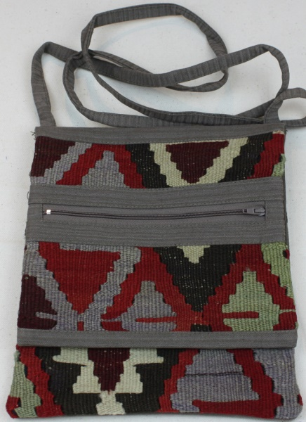 Turkish Kilim Handbag H93