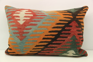 D97 Turkish Kilim Pillow Cover