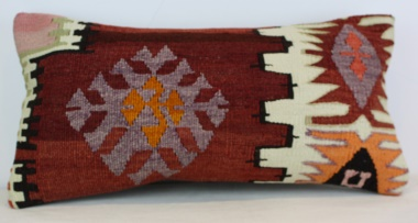 D72 Turkish Kilim Pillow Cover