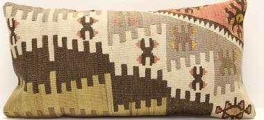 D73 Turkish Kilim Pillow Cover