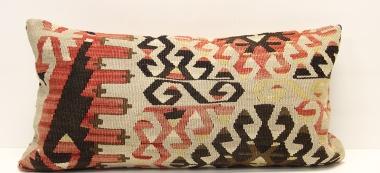 D75 Turkish Kilim Pillow Cover