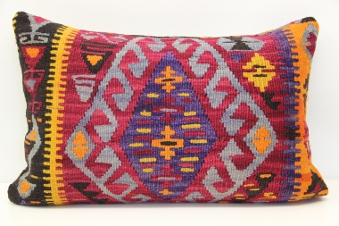 D8 Turkish Kilim Pillow Cover