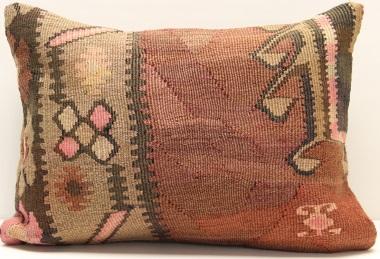 D15 Turkish Kilim Pillow Cover