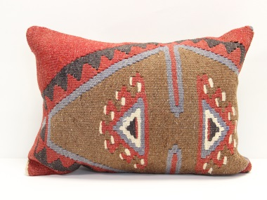 D151 Turkish Kilim Pillow Cover