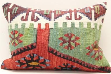 D160 Turkish Kilim Pillow Cover