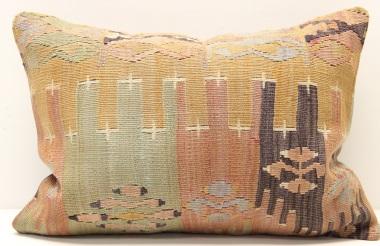 D169 Turkish Kilim Pillow Cover