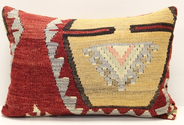 D171 Turkish Kilim Pillow Cover
