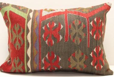 D172 Turkish Kilim Pillow Cover