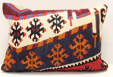 D173 Turkish Kilim Pillow Cover