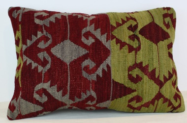 D297 Turkish Kilim Pillow Cover