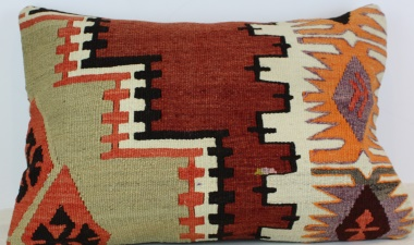D305 Turkish Kilim Pillow Cover
