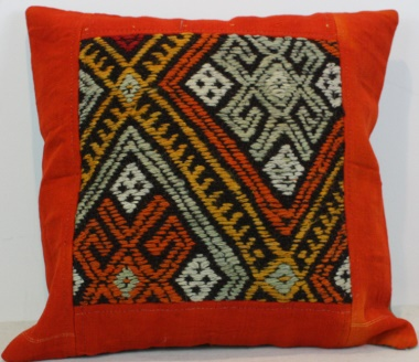 Turkish Kilim Pillow Cover M1498