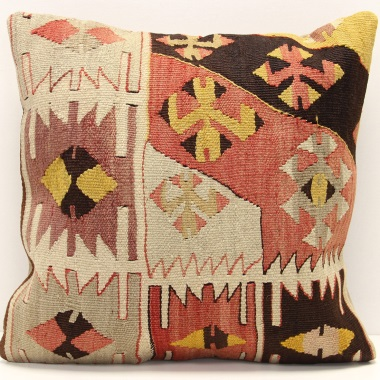 M1556 Turkish Kilim Pillow Covers