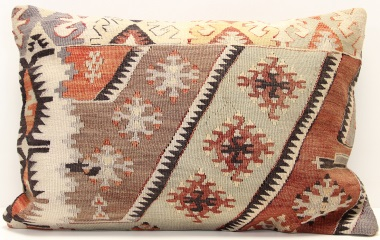 D416 Turkish Kilim Pillow Covers
