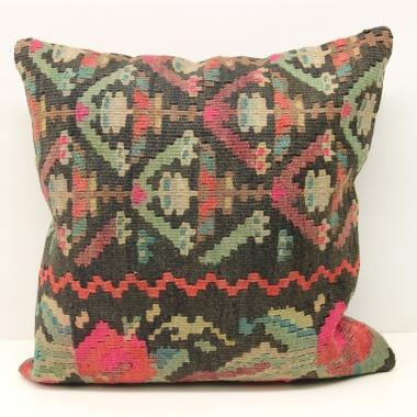 Turkish Kilim Pillow Covers L486