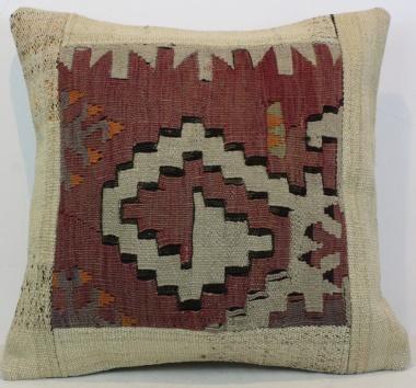 Turkish Kilim Pillow Covers M1536