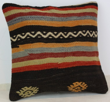 Turkish Kilim Pillow Covers S319