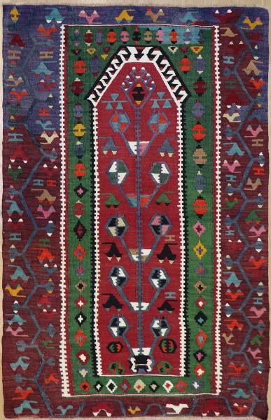 R8520 Turkish Kilim Rug