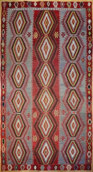 R8528 Turkish Kilim Rug