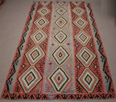 R8530 Turkish Kilim Rug