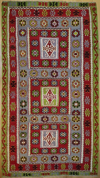 R8762 Turkish Kilim Rug