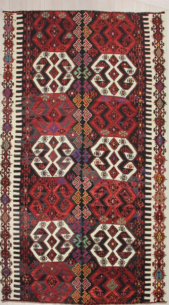 R9094 Turkish Kilim Rugs