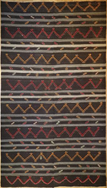R8543 Turkish Kilim Rugs