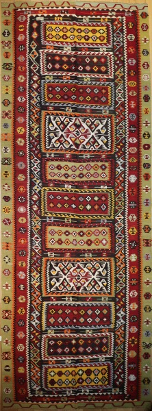 R8568 Turkish Kilim Rugs