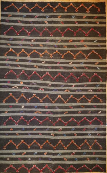 R8578 Turkish Kilim Rugs