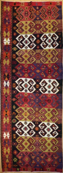 R8582 Turkish Kilim Rugs