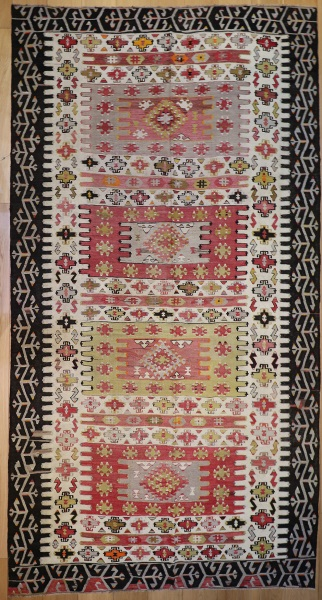 R8963 Turkish Kilim Rugs UK