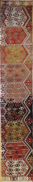 R7127 Turkish Kilim Runner