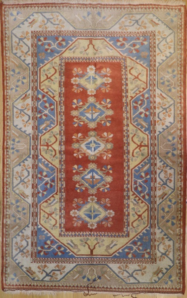 R9372 Turkish Milas Carpet